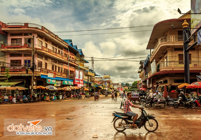 Thị trấn Banlung