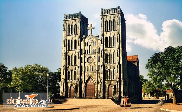 Nhà thờ lớn ở Hà Nội
