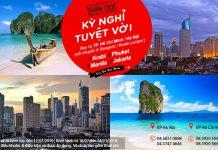 AirAsia giảm giá 20% cho mua hè