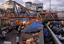 Chợ đêm Long Biên không ngủ