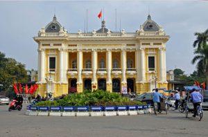 Nhà hát lớn ở Hà Nội