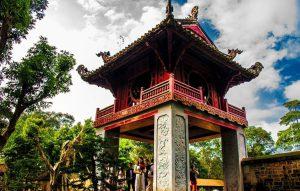 Văn Miếu Quốc Tử Giám tại Hà Nội