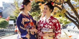 Trang phục truyền thống của Nhật Bản