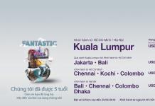 Chương trình KM của hãng Malindo Air