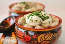 Những món ăn truyền thống của người Nga