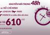 Chương trình khuyến mại 48 giờ của Qatar Airways