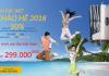 Vietnam Airlines khuyến mãi vé 1 chiều từ 299.000 Đ