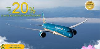 Chương trình khuyến mại của Vietnam Airlines