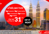 Chương trình khuyến mại của Air Asia