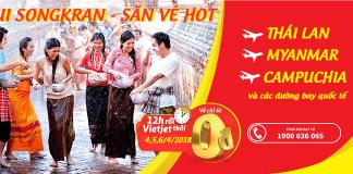 Vietjet Air mở bán vé 0 đồng trong 3 ngày