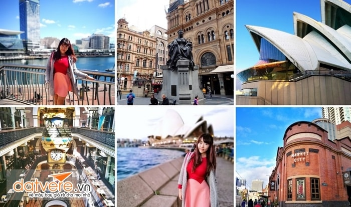 Du lịch Sydney Úc năm 2018