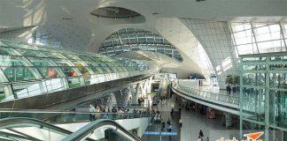 Sân bay Incheon - Hàn Quốc
