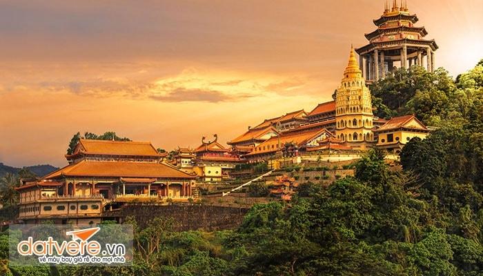 Lựa chọn thời điểm du lịch Penang 2018