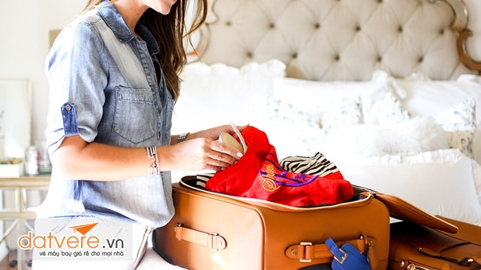 Đóng gói hành lý một cách thông minh