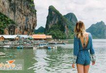 Ghé thăm hòn đảo Phuket