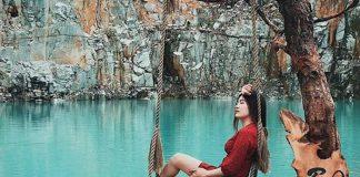 Hồ Tuyệt tình cốc - địa điểm sống ảo mới