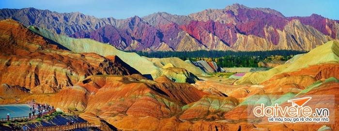 Công viên địa chất Zhangye Danxia