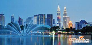 Tòa tháp đôi - Biểu tượng của Malaysia