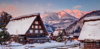 Ngôi làng cổ đẹp như trong truyện cổ tích