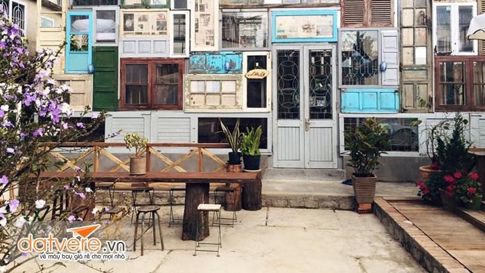 Những căn nhà homestay phong cách Đà lạt