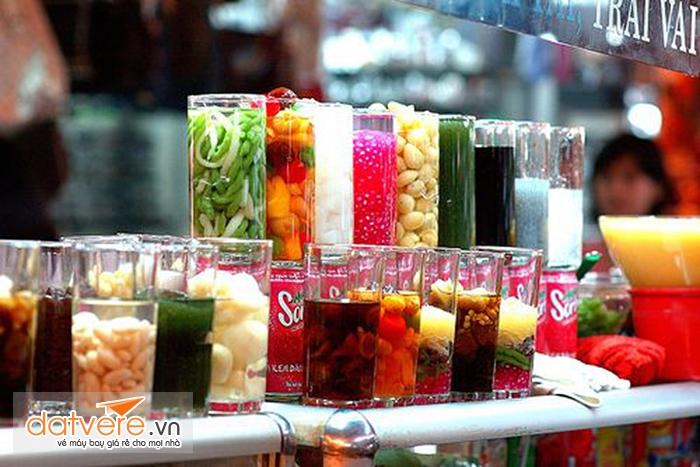 Vô số món ăn vặt ngon ở Sài gòn
