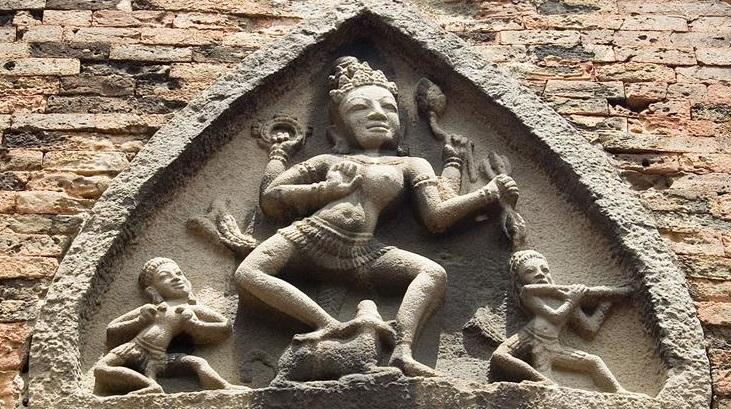 Những bức tượng được điêu khắc tỉ mỉ của nền văn hóa Chăm pa