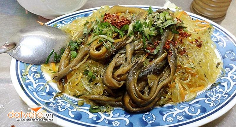 Món miến lươn cực kỳ hấp dẫn