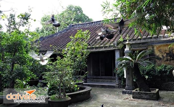 Một ngôi nhà cổ ở Túy Loan- Đà Nẵng