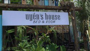 Homestay côn đảo: Uyên's House