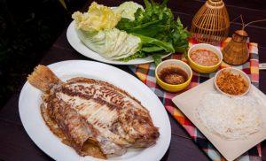 Du lịch Bangkok là dịp thưởng thức món Pla pao