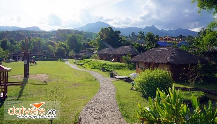Pai - thị trấn nhỏ xinh của Thái lan