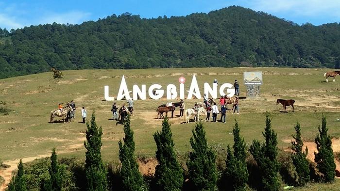 Langbiang - điểm du lịch thu hút đông đảo du khách