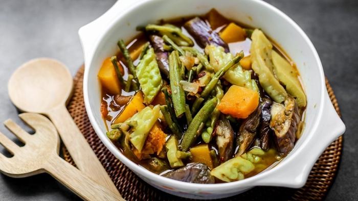 Pinakbet món ăn được người dân Philippines yêu thích