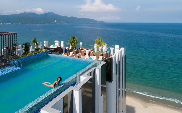 Khách sạn view biển Mỹ Khê là lựa chọn hàng đầu của mọi người