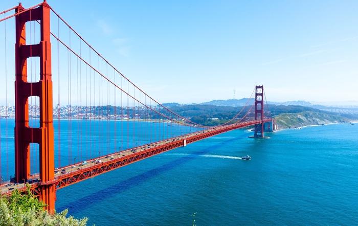Thành phố San Francisco - Mỹ