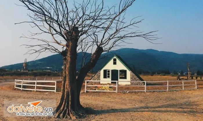 Hãy đến Thuận Phước Field khi du lịch Đà Nẵng