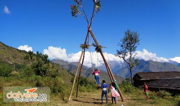 Dashain - lễ hội tôn vinh nữ thần