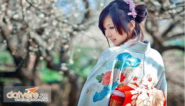 Trang phục truyền thống của Nhật Bản: Furisode