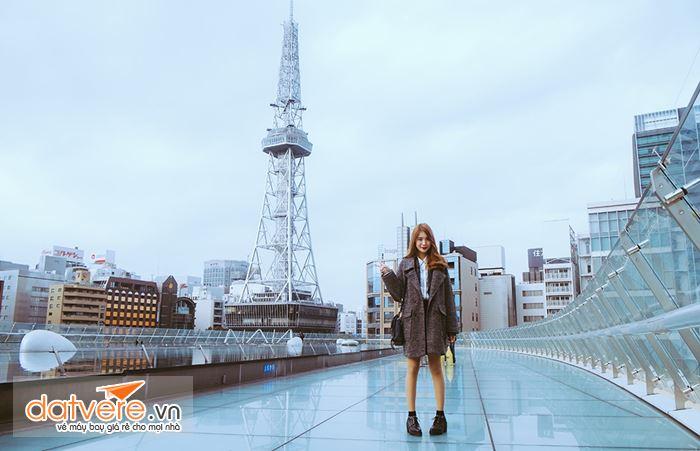 Du lịch Nagoya năm 2018