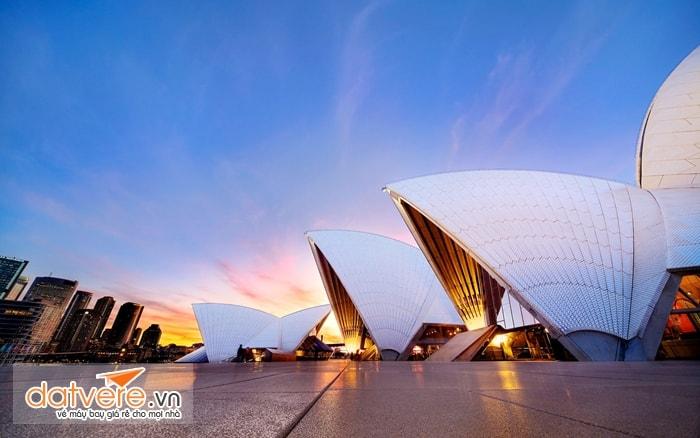 Khám phá Sydney
