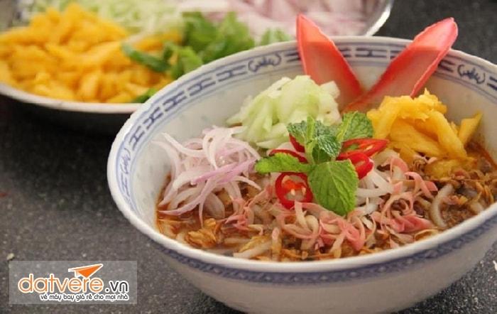 Món ngon của ẩm thực Malaysia