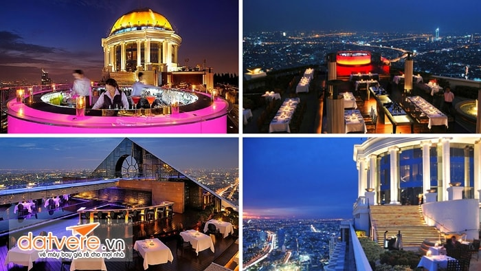 Ghé thăm Lebua Sky Bar