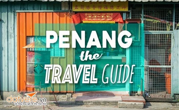 Du lịch Penang năm 2018
