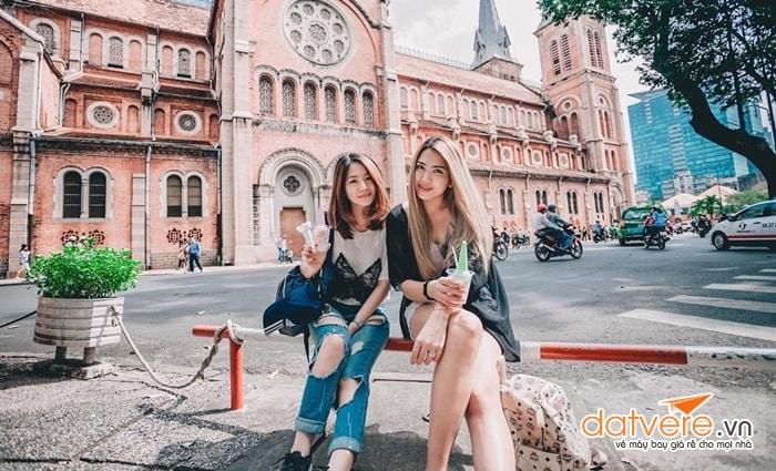 Du lịch Sài Gòn hè 2018
