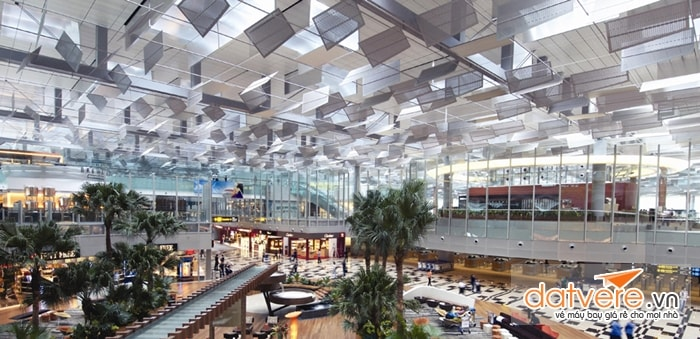 Sân bay Changi - Singapore
