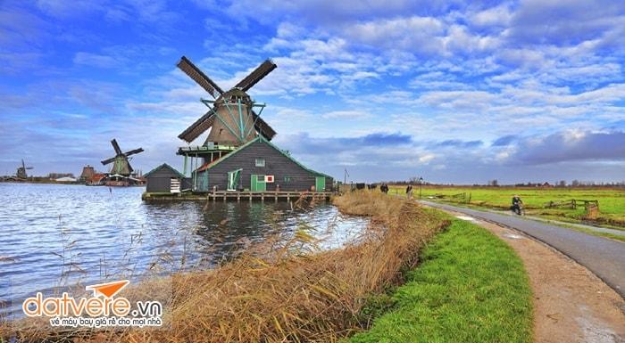 Du lịch Hà Lan năm 2018