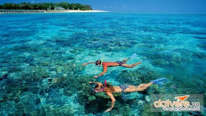 Lặn biển ngắm san hô ở Phú Quốc