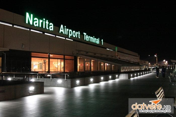 Sân bay Narita - Nhật Bản