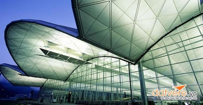 Sân bay Chek Lap Kok - Hong Kong