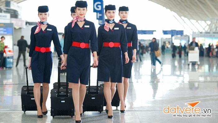 Đồng phục hãng hàng không China Eastern Airlines